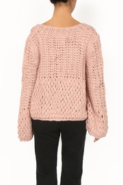 M.A.P. The brand Handknit Chunky Sweater - Side cropped