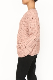 M.A.P. The brand Handknit Chunky Sweater - Front full body