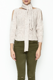 M made in Italy Cut Out Sweater - Front full body