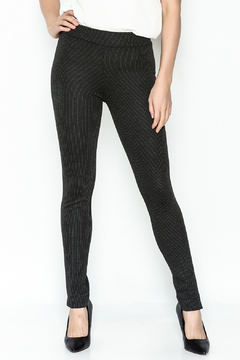 M made in Italy Stripped Legging Pant - Product List Image