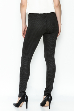 M made in Italy Stripped Legging Pant - Alternate List Image