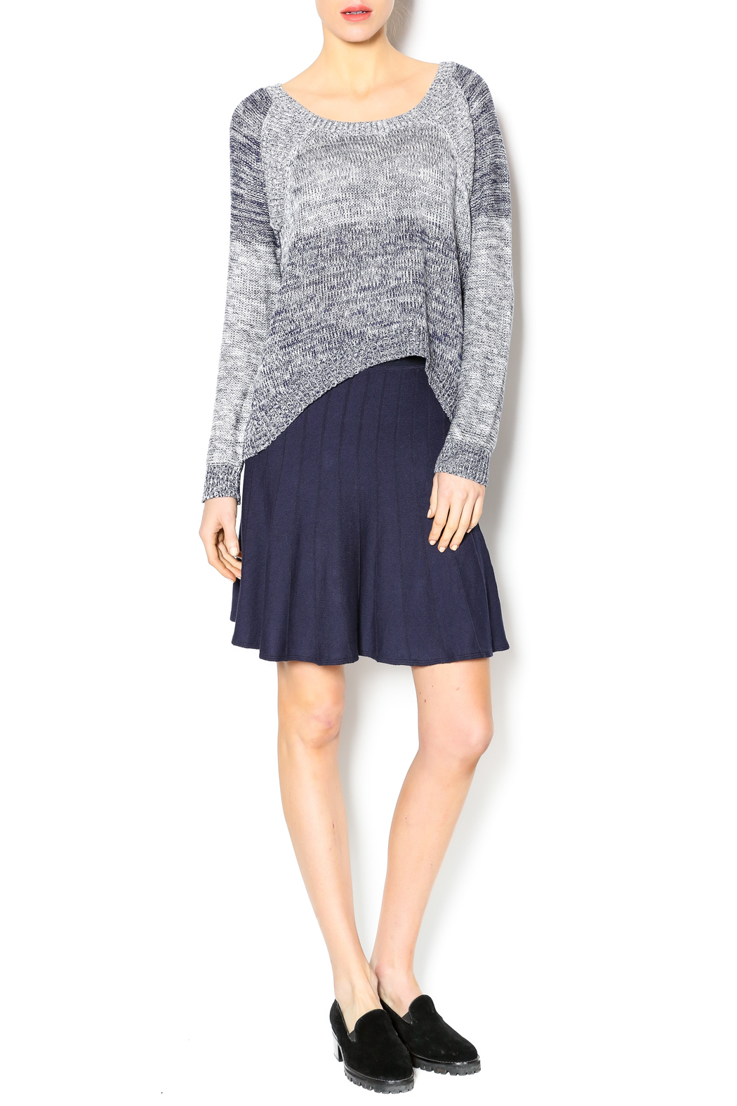 m rena pleated flare skirt from massachusetts by it s all