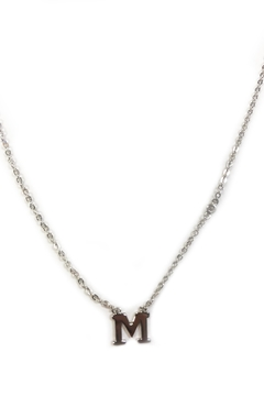 Shoptiques Product: M+rhinestone Necklace
