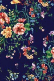 Johnny Was M05321-6  - Indi Flower 65x70 Beach Blanket - Front cropped