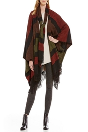 M made in Italy Poncho - Front full body