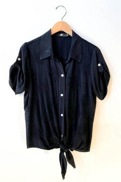 M made in Italy Short Sleeve Blouse - Product List Image