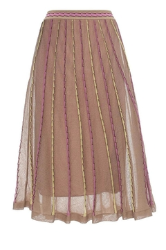m missoni Pleated Midi Skirt - Alternate List Image