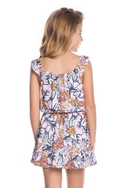 Maaji Flower-Petal Dress - Front full body