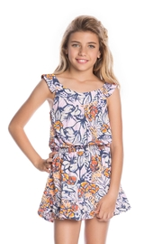 Maaji Flower-Petal Dress - Front cropped