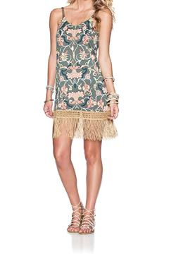 Maaji Hippie Fringe Dress - Product List Image