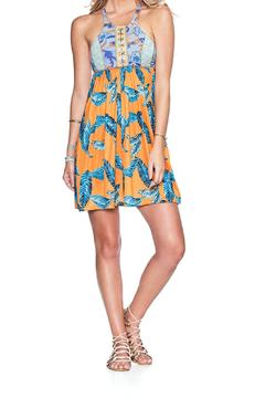 Maaji Leafy Life Dress - Product List Image