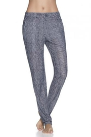 Maaji Mesh Herringbone Pants - Product Mini Image