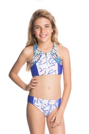 Maaji Parana-Oasis Swimsuit - Front cropped