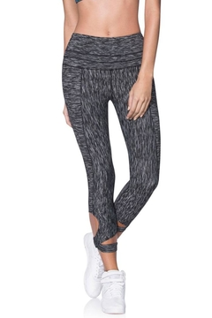 Maaji Wrap Capri Leggings - Product List Image