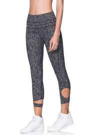 Maaji Wrap Capri Leggings - Side cropped