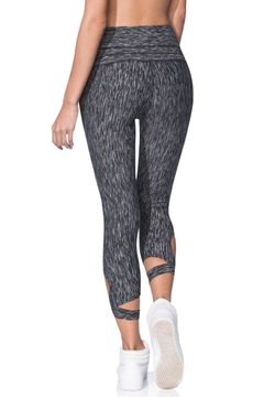 Maaji Wrap Capri Leggings - Alternate List Image