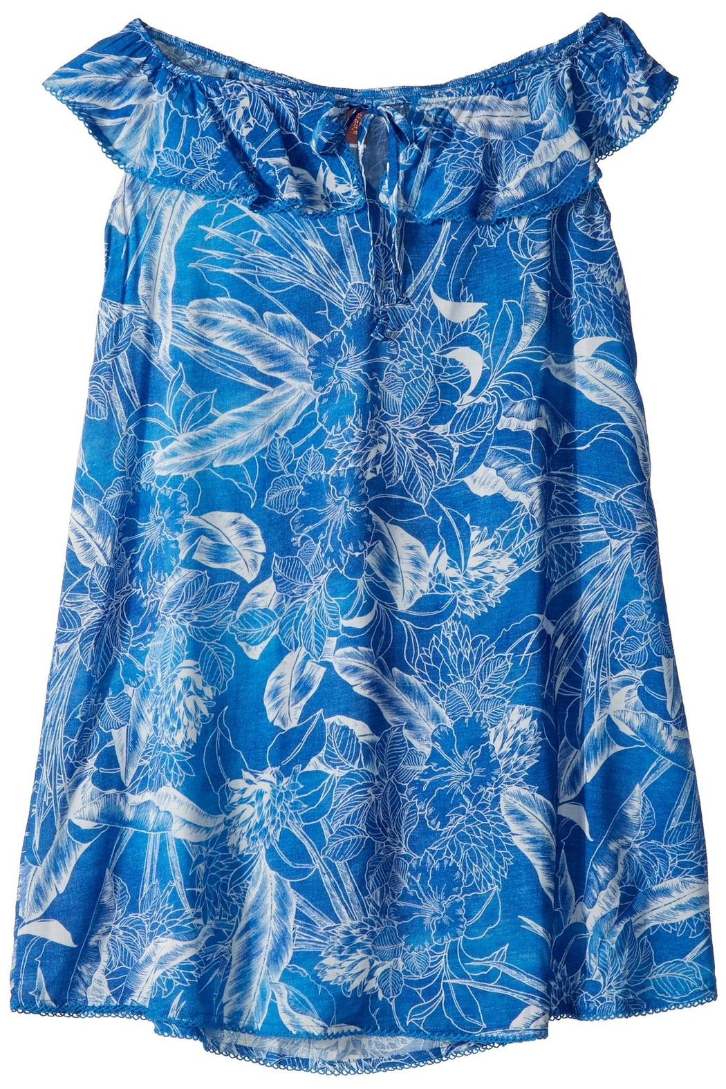 Maaji Swimwear Bluecat Fish Dress - Front Full Image