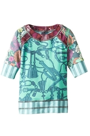 Maaji Swimwear Champ Rash Guard - Product Mini Image