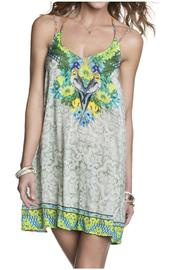 Maaji Swimwear Cockatoo Toon Dress - Product Mini Image