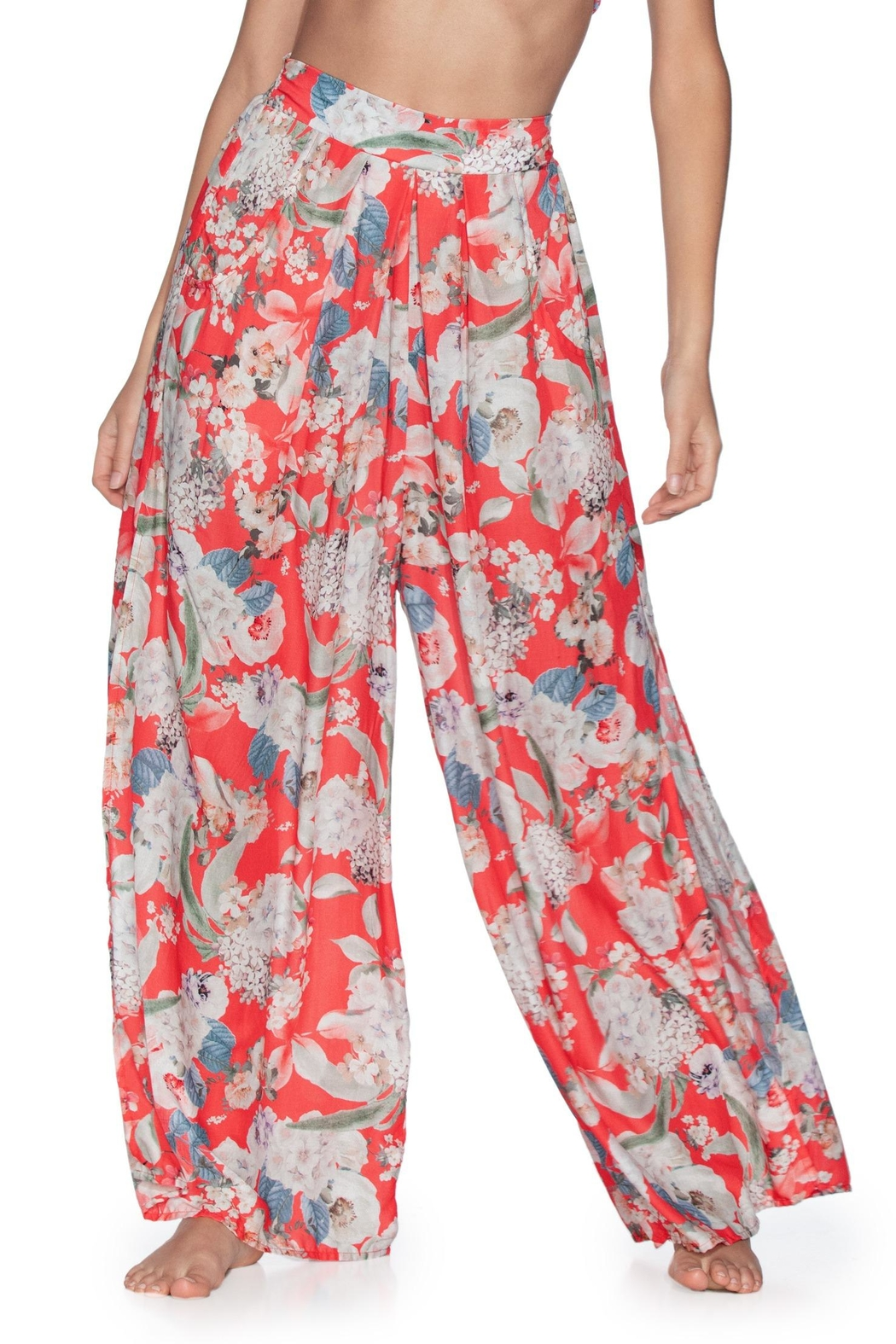 Maaji Swimwear Maaji Beach Pants - Side Cropped Image