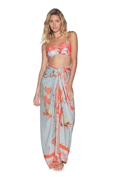 Maaji Swimwear Maaji Butterfly Blush Sarong - Product List Image