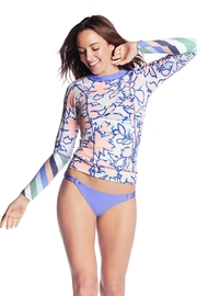 Maaji Swimwear Wind Games Rashguard - Product Mini Image