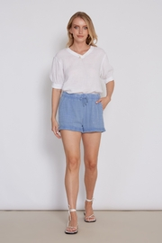another love  Mabel Short in Blue - Back cropped