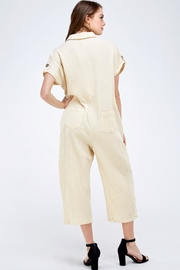 Mable Button Up Jumper - Back cropped