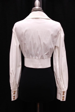 Mable Front Ribbon Top - Alternate List Image