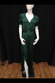 Mable Hunter Green Jumpsuit - Product Mini Image