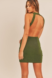 Mable Open Back Bodycon Dress - Other