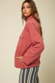 O'Neill Mable Quilted Jacket - Product Mini Image