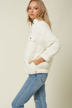 O Neil Mable quilted  jacket - Alternate List Image