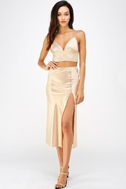 Mable Satin Skirt Set - Product Mini Image