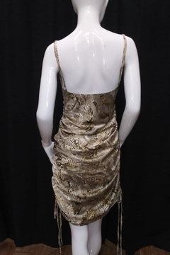 Mable Snake Print Dress - Alternate List Image