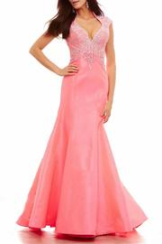 Mac Duggal Fit And Flare Gown - Product Mini Image