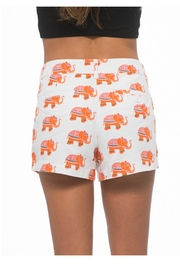 Macbeth Collection Elephant Shorts - Front full body