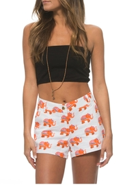 Macbeth Collection Elephant Shorts - Front cropped
