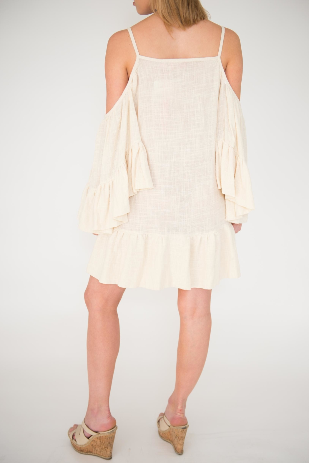 Macbeth Collection Lili Swing Dress - Front Full Image