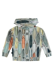 Molo Macci Surf Hoodie - Front full body