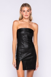 Skylar & Madison Macey Leather Dress - Product Mini Image