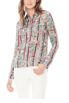 Ecru Macgraw Blouse - Product List Image