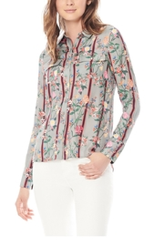 Ecru Macgraw Blouse - Product Mini Image