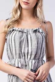 Honey Punch Macie Striped Top - Product Mini Image