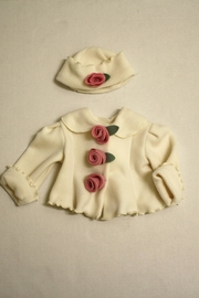 Mack & Co Ivory Garden Jacket Set - Product Mini Image