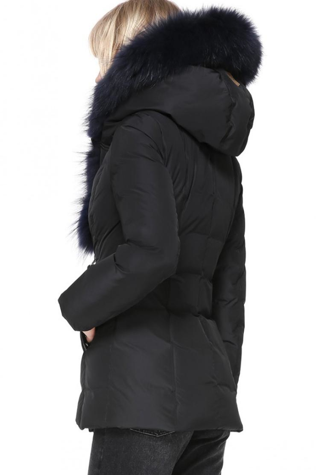 Mackage Adali Down Coat - Back Cropped Image