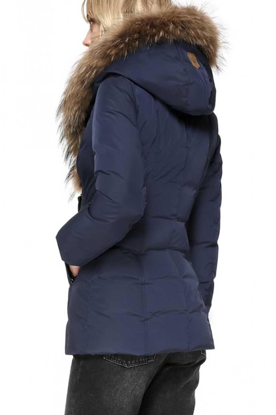 Mackage Adali Down Coat - Side Cropped Image