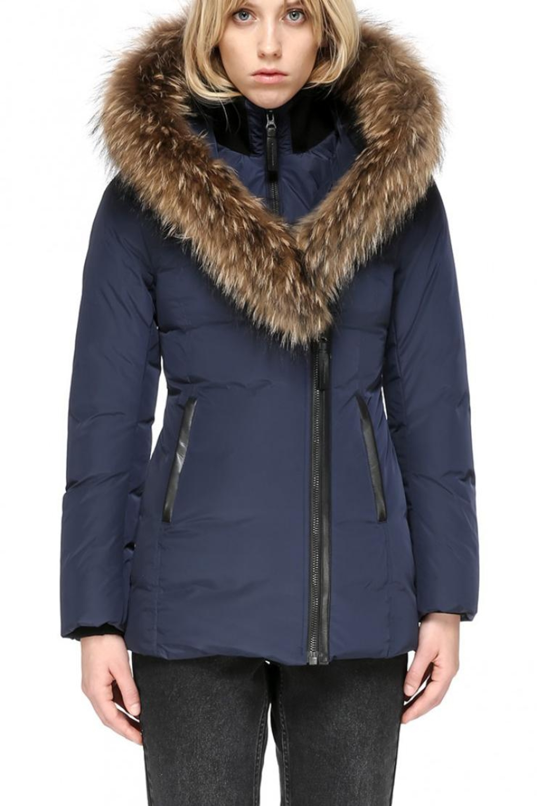 Mackage Adali Down Coat - Front Cropped Image