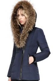 Mackage Adali Down Coat - Front full body