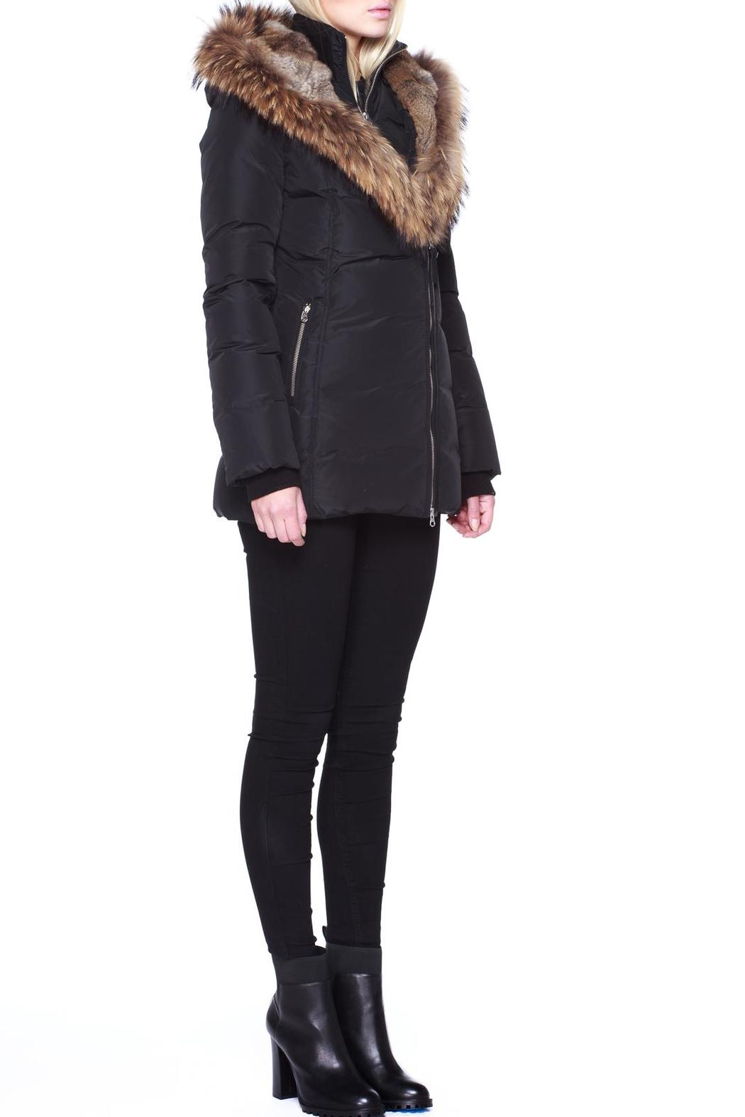 Mackage Akiva Down Coat - Side Cropped Image